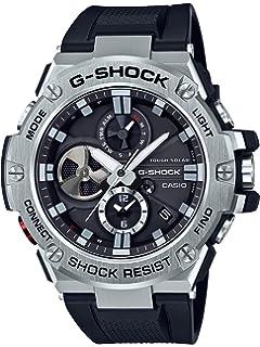 f727b61a43581 Amazon.com  Casio G-Shock G-STEEL Series Solar Powered World Time ...