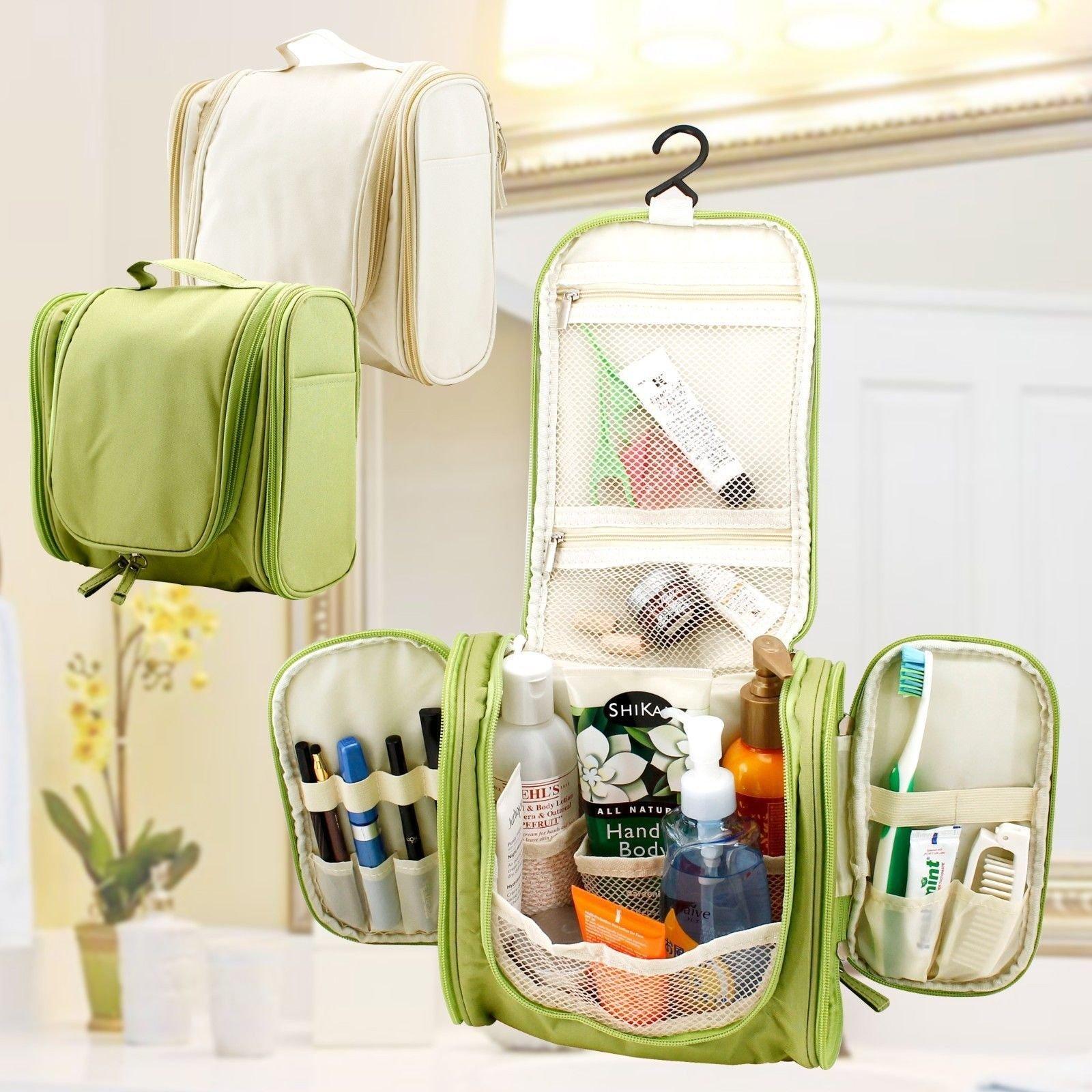 Generic YC-US2-160428-120 <8&35621> Kit Bagtry Cosmeti Cosmetics Medicine Travel Organizer MakeUp Shaving Accessory Toiletry Kit Bag Travel Orga