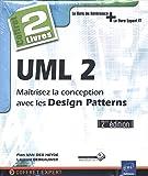 UML 2 - Coffret de 2 livres : Maîtrisez la conception avec les Design Patterns (2e édition)