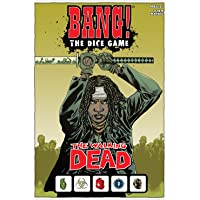 USAopoly Bang: The Dice Game: The Walking Dead