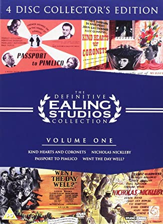 Amazon com: The Definitive Ealing Studios Collection