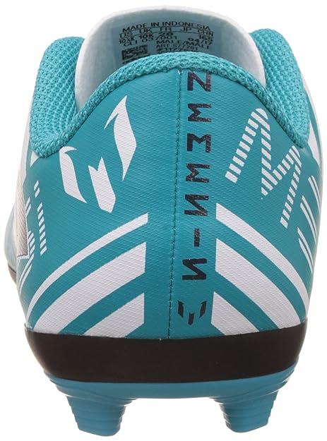 more photos a1b72 73e6f adidas Nemeziz Messi 17.4 FxG J, Chaussures de Football garçon  Amazon.fr   Chaussures et Sacs