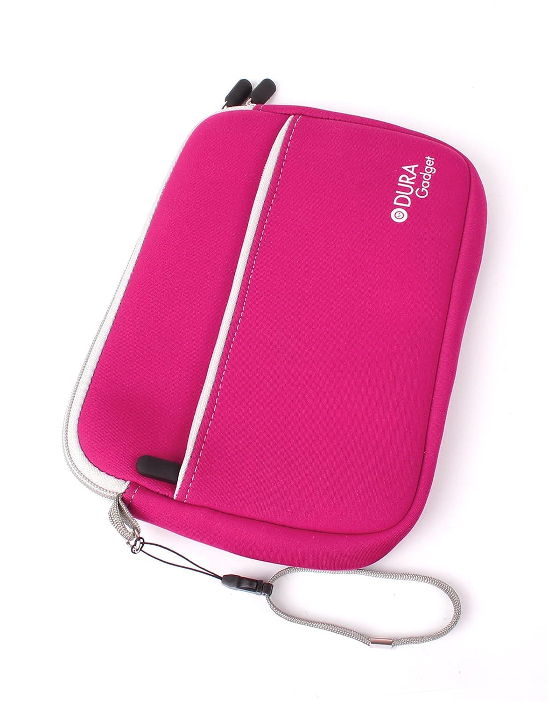 DURAGADGET Funda Rosa para Leapfrog LeapPad Epic Tablet   GLO   Platinum Tablet: Amazon.es: Electrónica