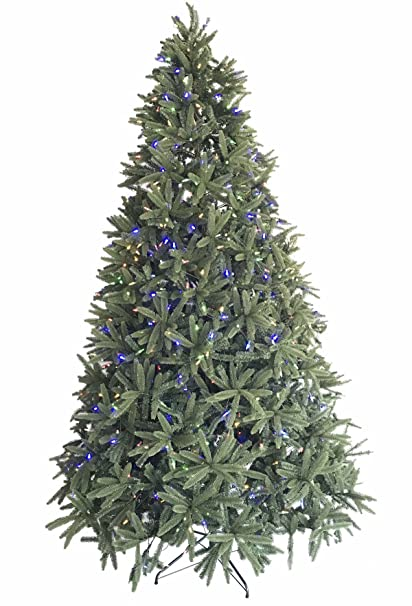 Amazon Com Morning Star 9 Foot Dunhill Fir Tree Christmas Tree With
