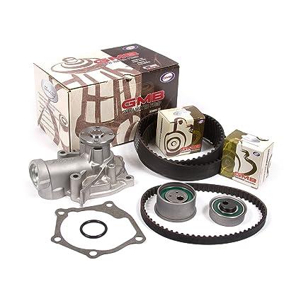 03-06 Mitsubishi Turbo 2.0 DOHC 16V 4G63 Timing Belt Kit GMB Water Pump