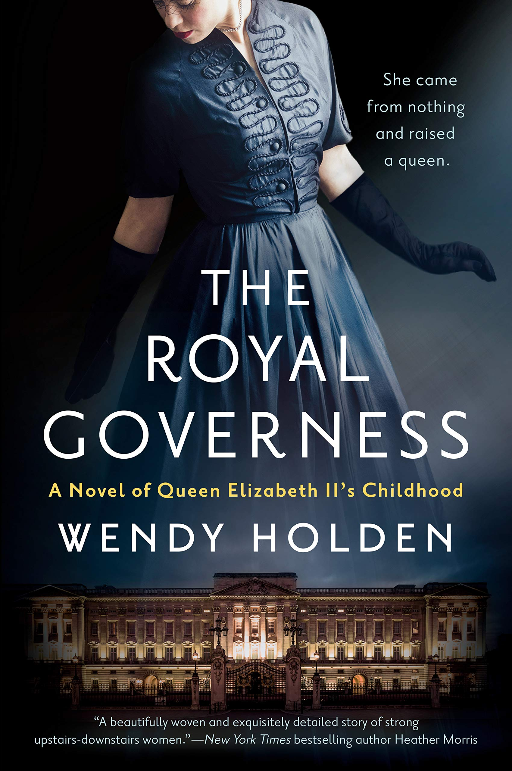 The Royal Governess A Novel of Queen Elizabeth II's Childhood ...