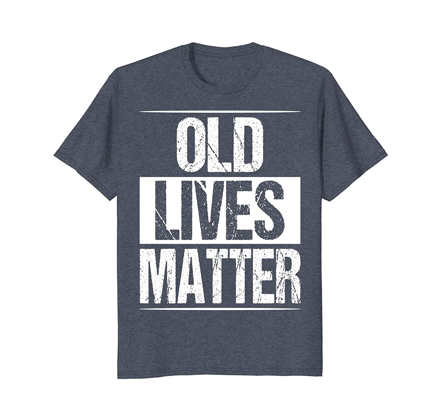 60th birthday gifts for men old lives matter shirt 50th dad alottee