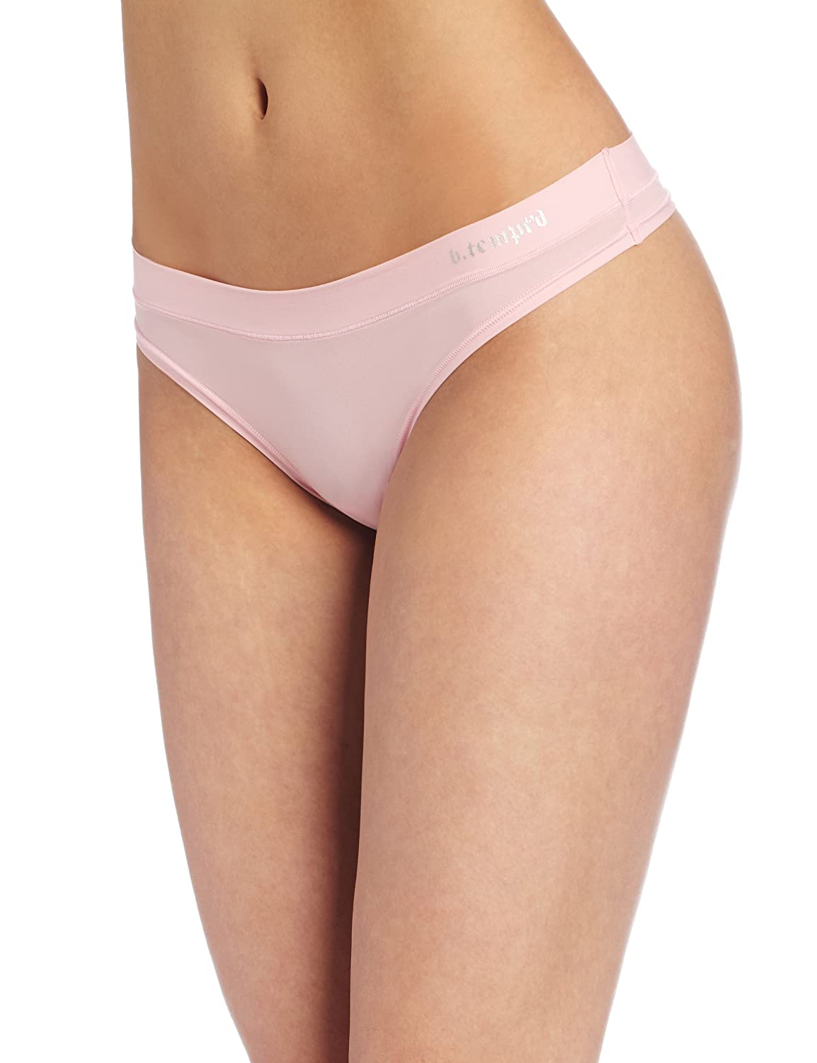 4445d50502d2 b.tempt'd by Wacoal Womens Fits Me Fits You Thong Panty at Amazon Women's  Clothing store: Thong Underwear