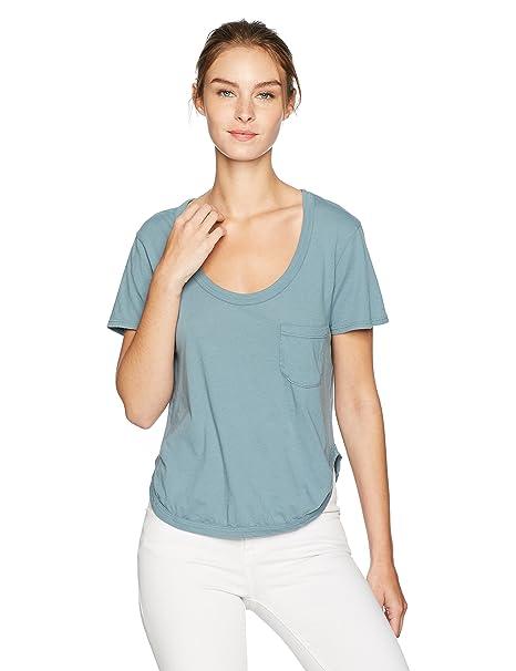 98309b3fb36 LAmade Women's Short Echo Top at Amazon Women's Clothing store: