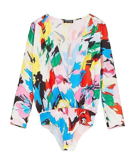 Zara Camisas - Para Mujer Multicolor S