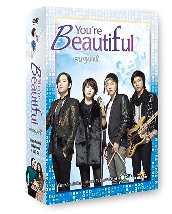 Amazoncom Youre Beautiful Jang Geun Suk Kang Soo Han Park Shin