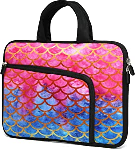 14 15 15.4 15.6 Inch Laptop Handle Bag Computer Protective Case Sleeve Neoprene Cover Compatible with MacBook Pro 15