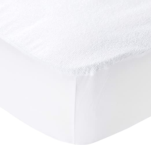 WATERPROOF COMFORT DEEP MATTRESS PAD TOPPER 3M STAIN RESISTANT PROTECTOR NEW