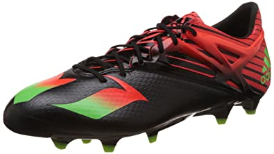 reputable site 48f27 32820 adidas Messi 15.1 FG AG, Men s Football Boots, Multicolor (Core Black