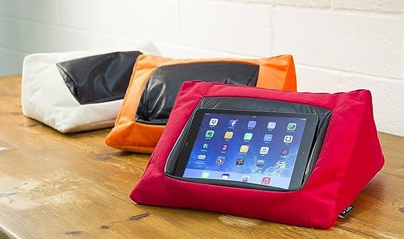 iCushion - Soporte cojín para Tablets y iPad, Color Naranja ...