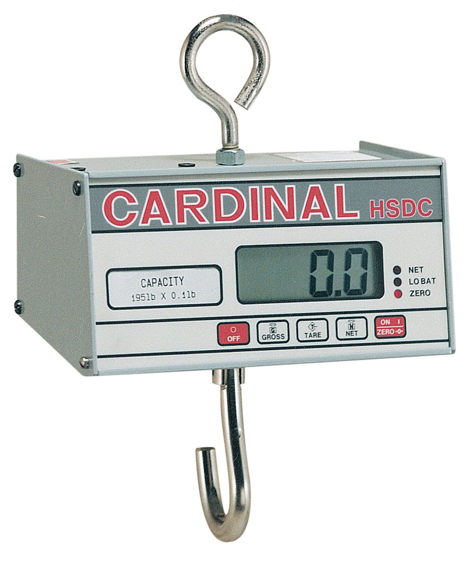 Detecto HSDC-20KG Digital Hanging Scale, 20 Kg Capacity