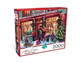 Buffalo Games - Christmas Toyshop - 2000 Piece