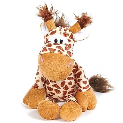 Amazon Com Birthdayexpress Giraffe Plush Stuffed Animal Toys Games