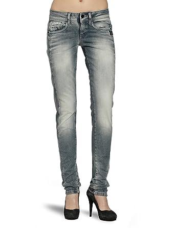 G-Star Midge Cody Skinny - Jean Skinny pour femme - gris - 42 ... 0cfa7d093e63