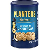 Planters Deluxe Whole Cashew Nuts (18.25 Oz)
