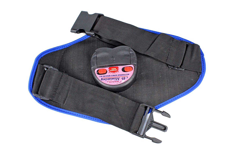 431fa9232c0e8 Frackkon Frackkon Magnetic Slimming Massager Belt Vibration Tummy Control  Shapewear Fat Burner Sauna Suit Cincher Fat Cutter Tummy Tucker Waist  Weight Loss ...