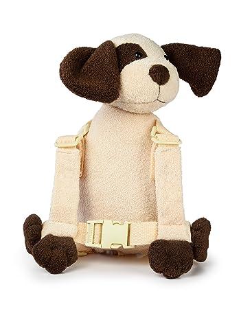Amazon.com : Goldbug Ivory Dog Harness Buddy : Toddler Safety ...