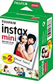 Fujifilm 2 Packs Instax Film For Instax Mini 8/7S - 10 Per Pack 16386016