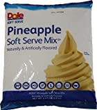 Dole Soft Serve Mix, Pineapple, 4.75 Pound