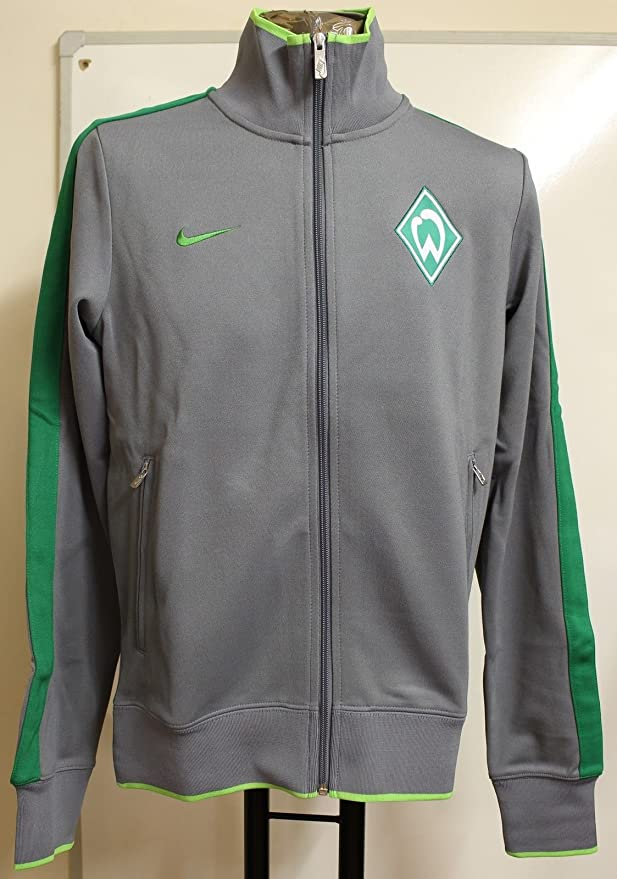 Nike N98 - Chaqueta de chándal, diseño de equipo de fútbol Werder ...