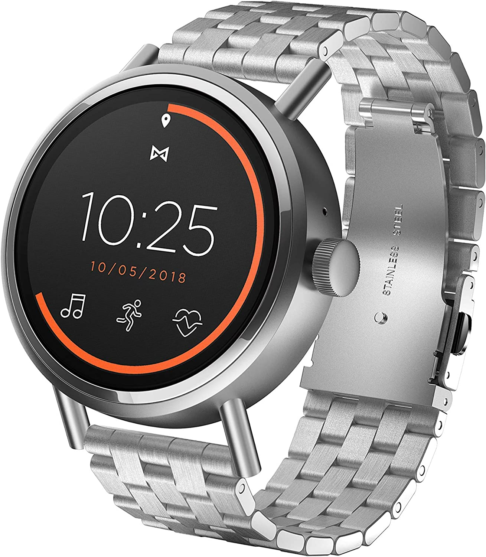 Amazon.com: Misfit Vapor 2 Stainless Steel Touchscreen ...