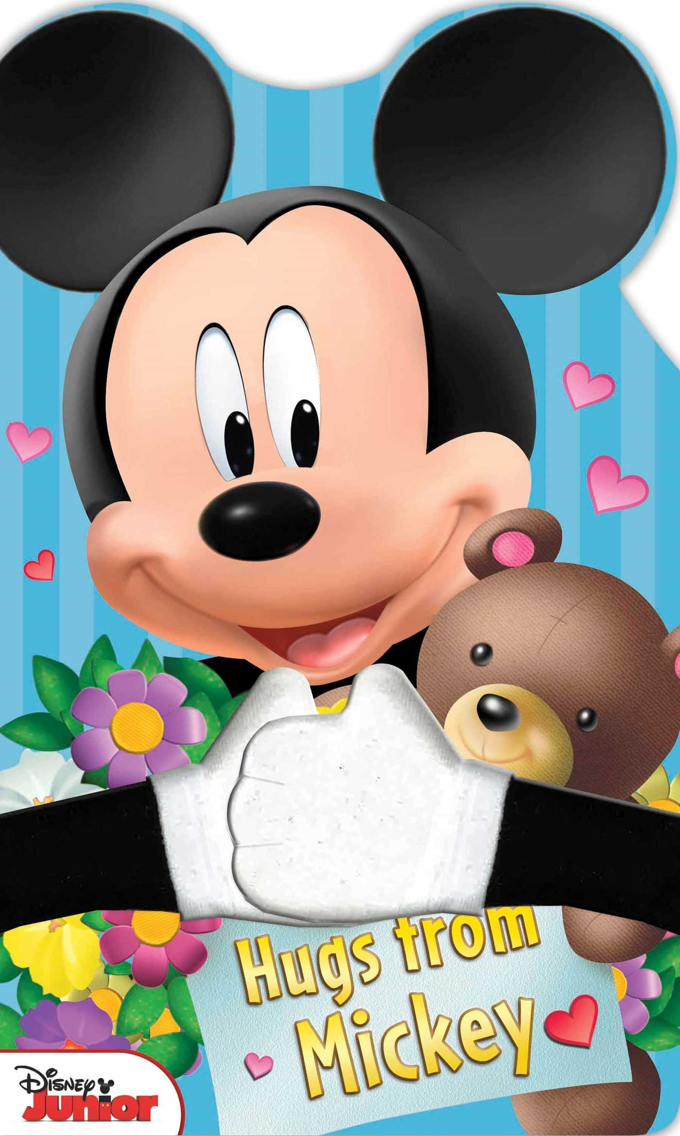 Download Disney Junior: Hugs from Mickey: A Hugs Book PDF