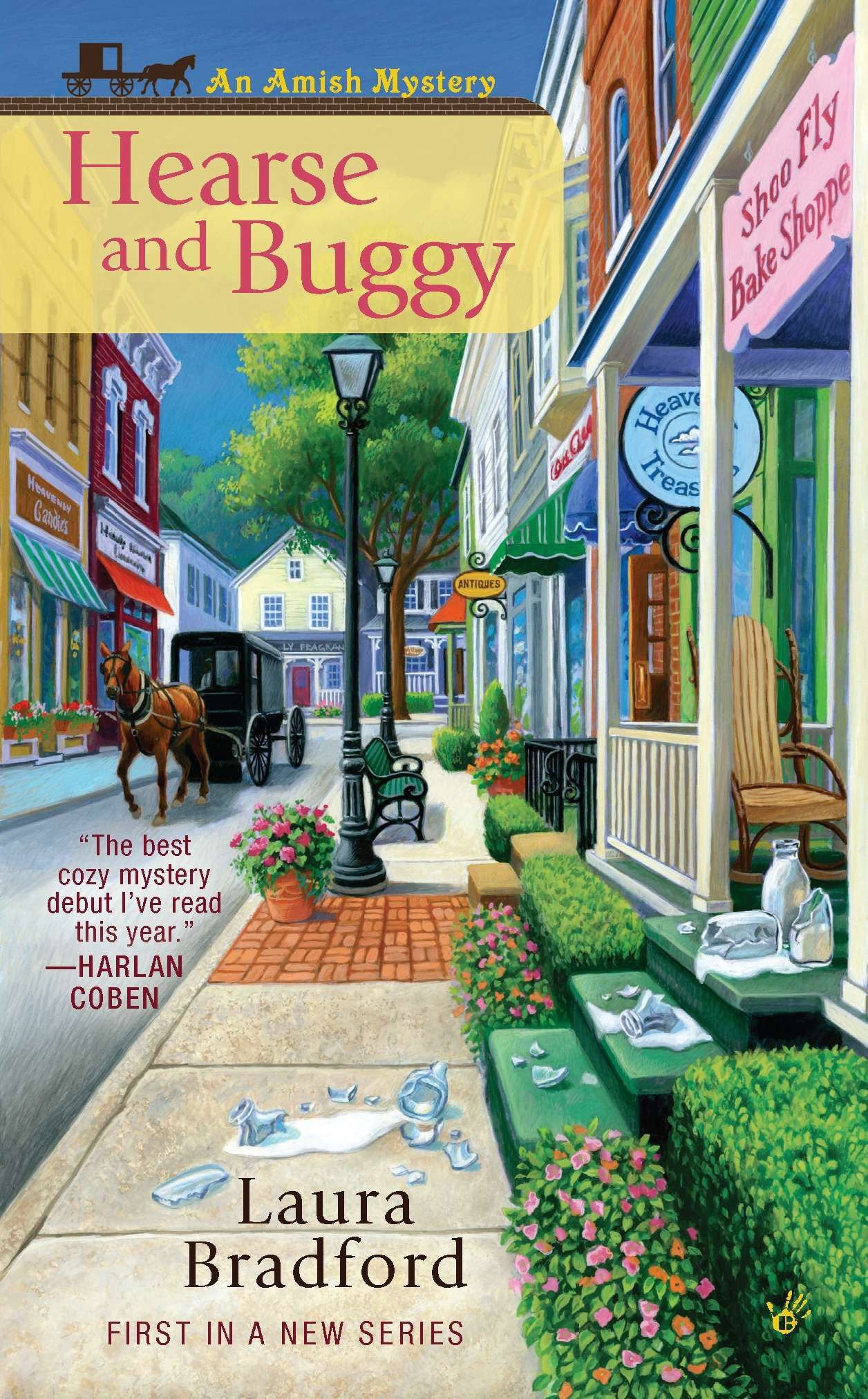 Read Online Hearse and Buggy (An Amish Mystery) pdf epub