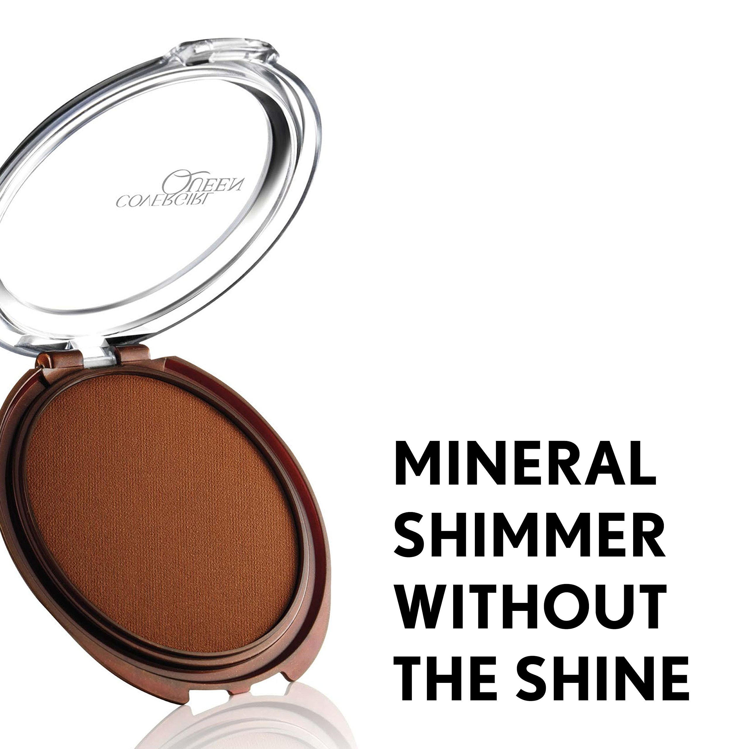 COVERGIRL Queen Collection Natural Hue Mineral Bronzer in Ebony Bronze by COVERGIRL (Image #4)