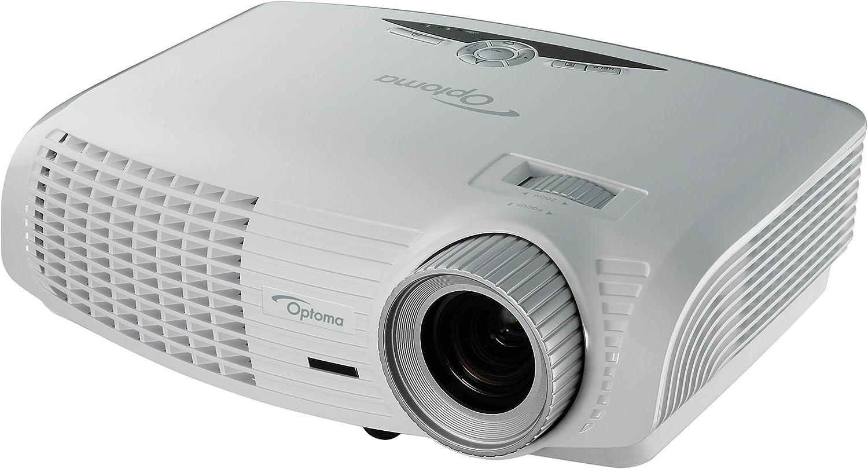 Optoma HD25e - Proyector (2800 lúmenes ANSI, DLP, 1080p, 6000 h ...