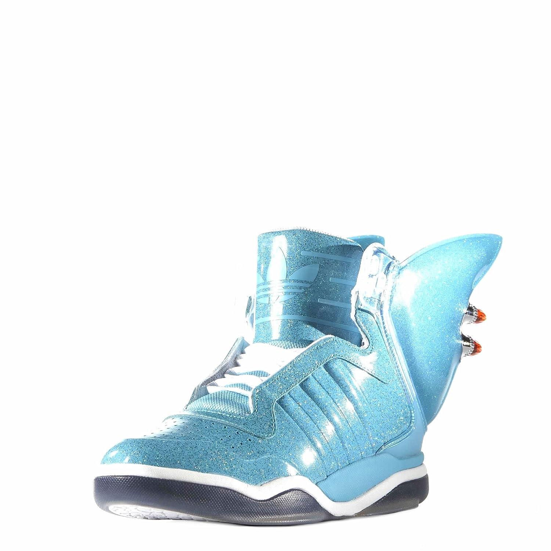 35bedc74d5b7 adidas Men s Jeremy Scott Shark Blue S77799 (Size  9)  Amazon.co.uk  Shoes    Bags