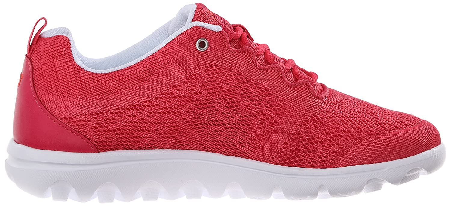 Propet Women's TravelActiv Fashion US|Watermelon Sneaker B0118FLUD6 5.5 B(M) US|Watermelon Fashion Red 3c180b
