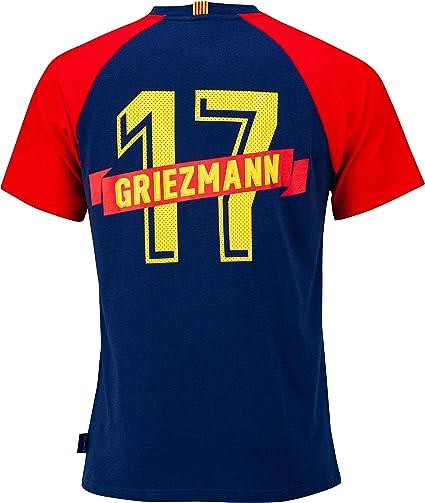 FC Barcelona - Camiseta oficial para hombre, talla de hombre
