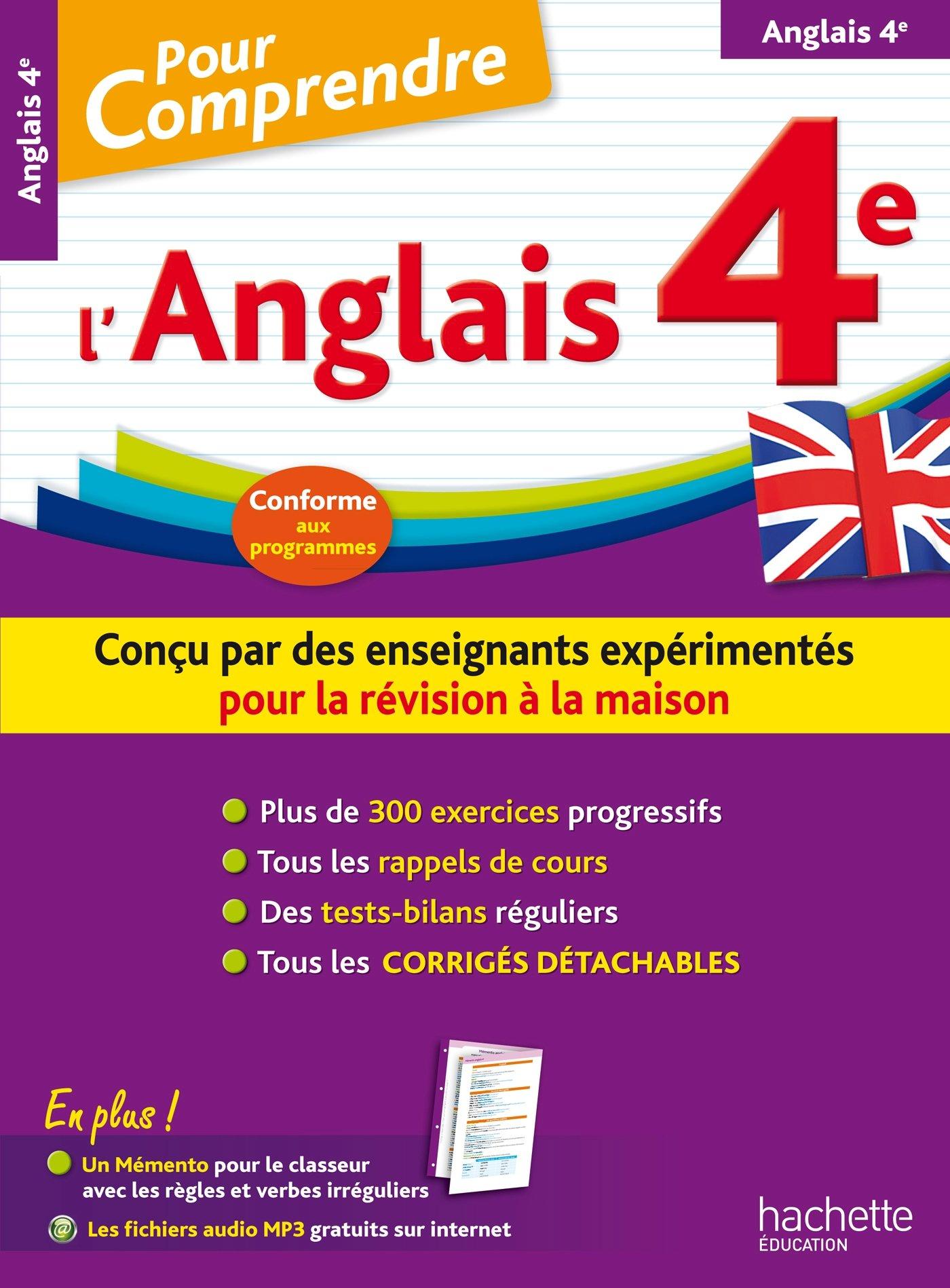 Amazon Fr Pour Comprendre Anglais 4e Gerber Krystel Livres