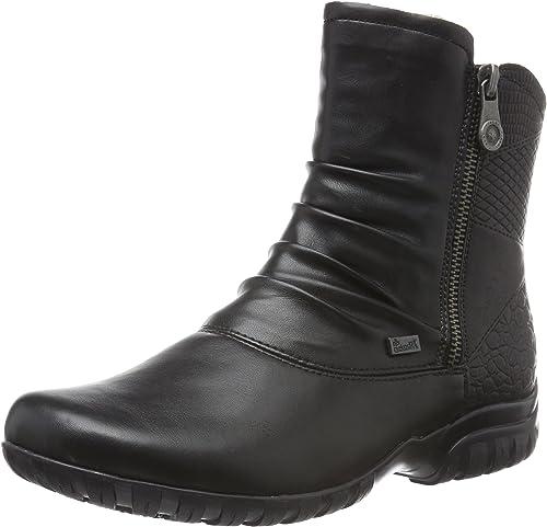 Rieker Damen Z4663 Kurzschaft Stiefel: : Schuhe yF1LN