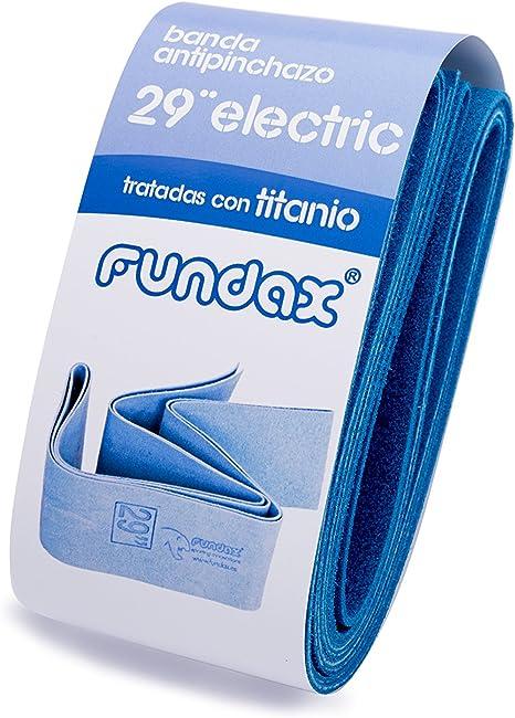 FUNDAX Banda antipinchazos de Piel XC 29