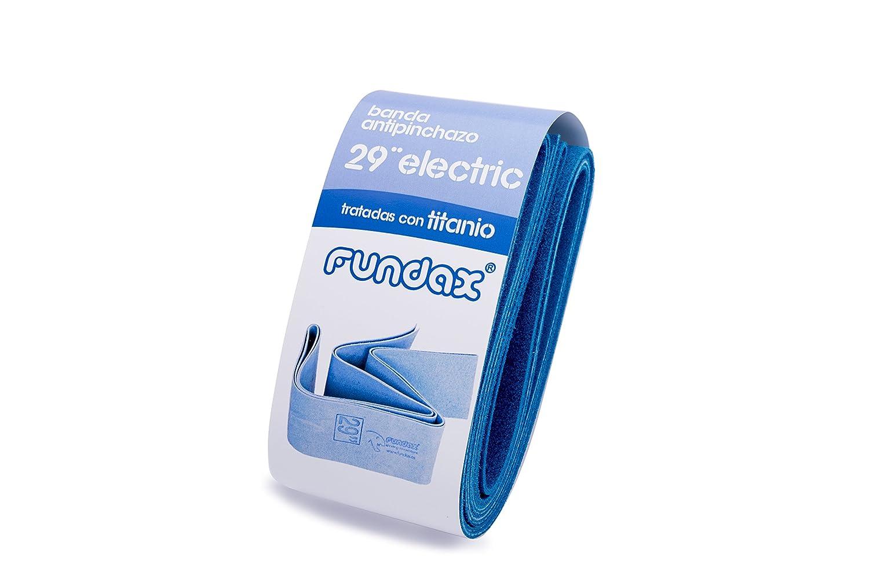 FUNDAX XC Electric Banda Antipinchazos, Azul, 29 29 F113X