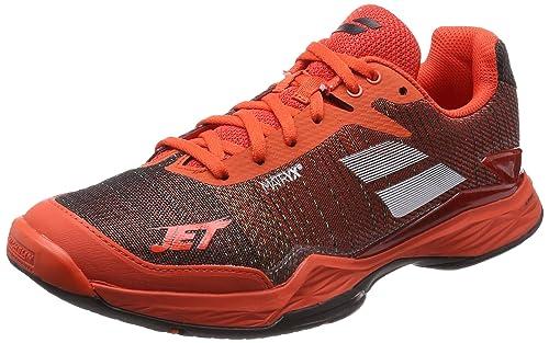 4f802cf8468 Babolat Men s Jet Mach II All Court Tennis Shoes  Amazon.ca  Shoes ...