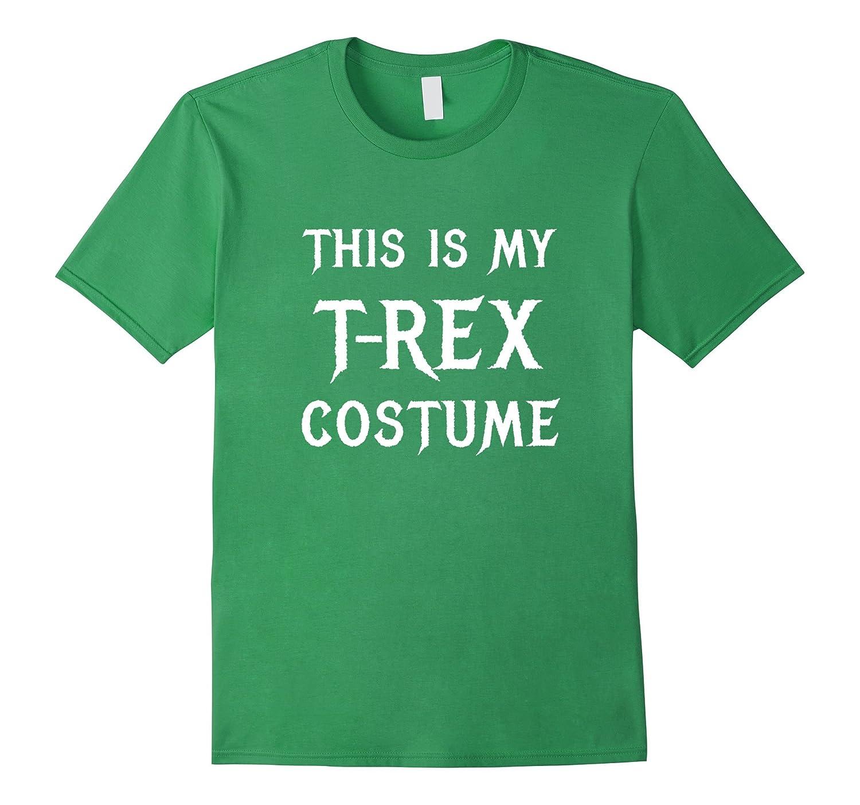 T Rex Dinosaur Costume Halloween Shirt Cute Funny Gift-Art