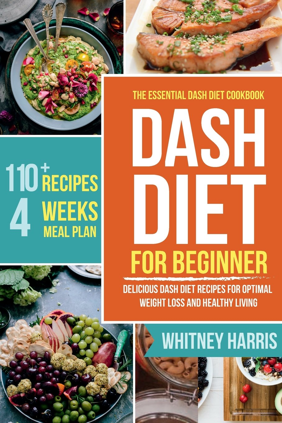 dash diet cookbook with pictures