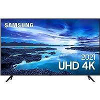 "Samsung Smart TV 50"" UHD 4K 50AU7700, Processador Crystal 4K, Tela sem limites, Visual Livre de Cabos, Alexa built in…"