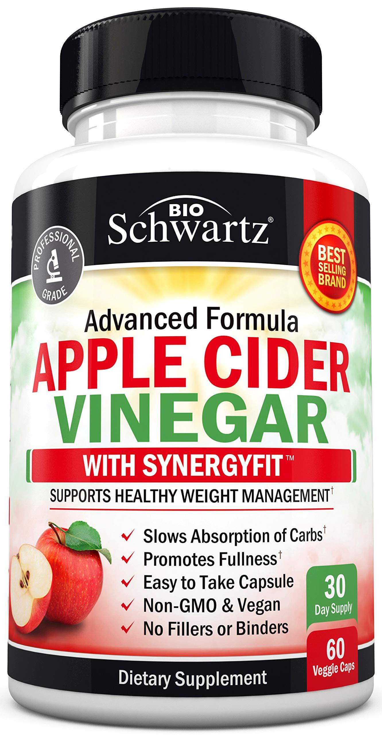 Organic Apple Cider Vinegar Capsules