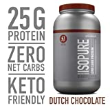 Isopure Low Carb, Keto Friendly Protein
