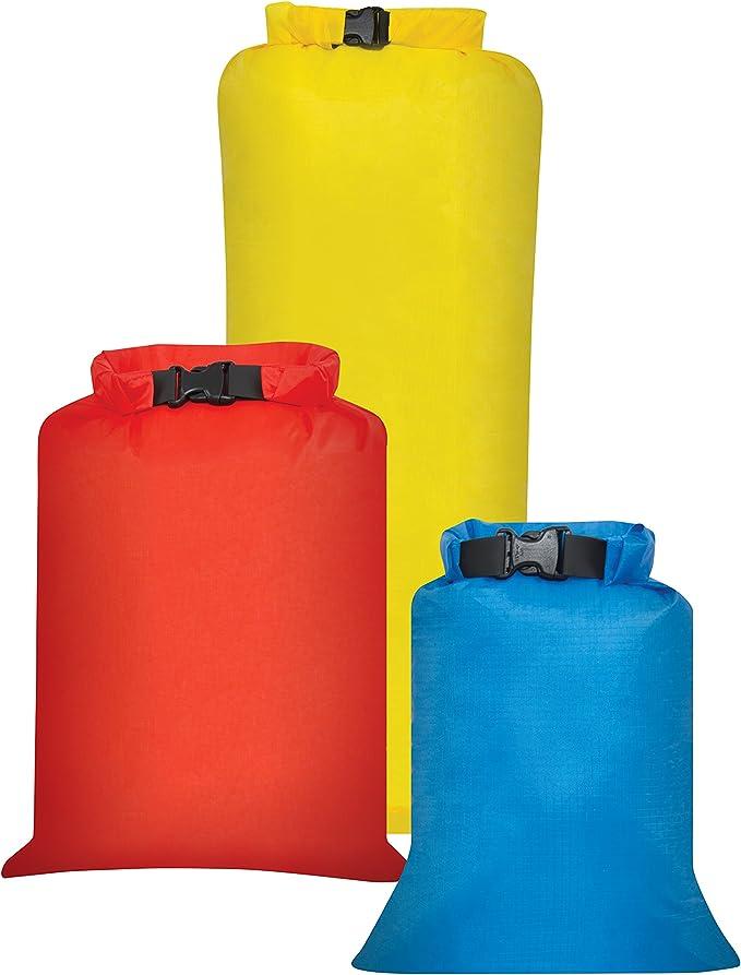 Camping Multicolor Drift Protable Adhesive Dry Sacks Ultralight Waterproof Bag