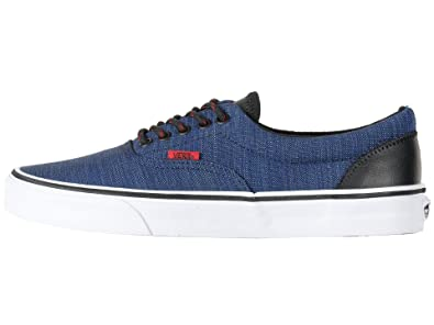 02e0945c6a32c8 Vans Men s Era Trek Navy Skate Shoe  Amazon.co.uk  Shoes   Bags