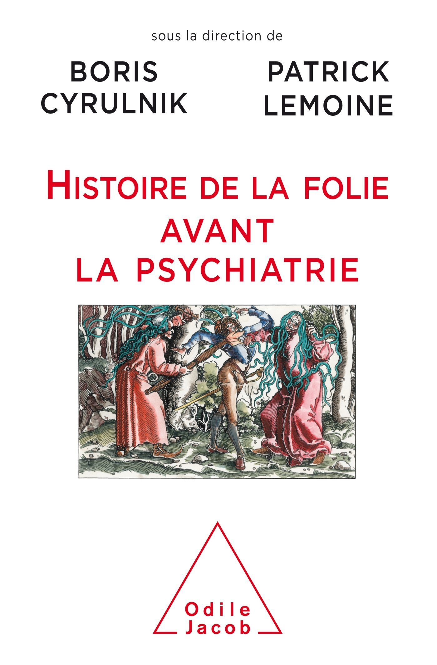 Amazon.fr - Histoire de la folie avant la psychiatrie - Boris Cyrulnik, Dr  Patrick Lemoine - Livres
